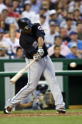 MLB: N.Y. Mets 12, Washington 0