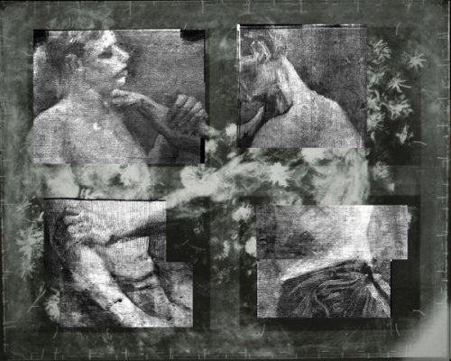 Radiation reveals hidden Van Gogh painting