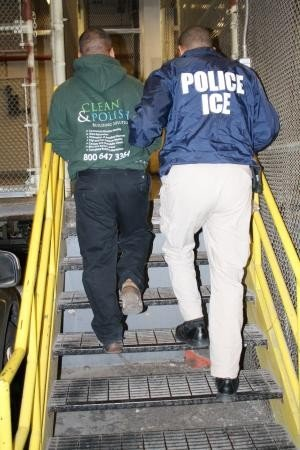 ICE nabs 3,100 on immigration violations