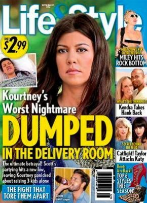 Kourtney Kardashian allegedly 'terrified' that Scott Disick will leave her