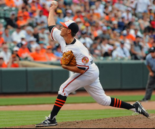 Baltimore Orioles' Tyler Wilson shuts down Boston Red Sox