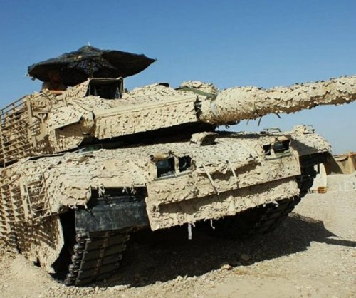 Saab producing electrical gear for Leopard 2 tanks