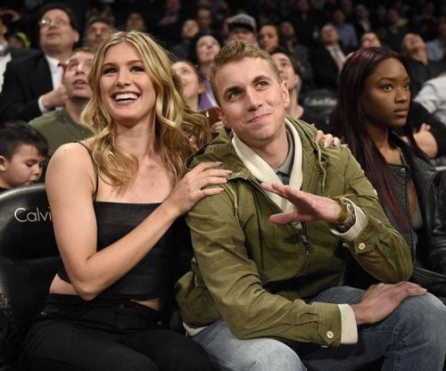 Genie Bouchard honors Super Bowl bet, goes on date with fan