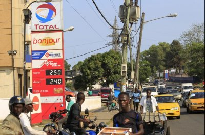 Total sells off assets in Gabon for $350 million