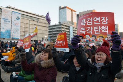 Indictments ready in South Korean corruption scandal
