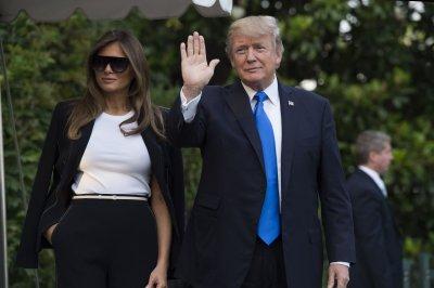 Watch live: Trumps salute veterans in Ohio