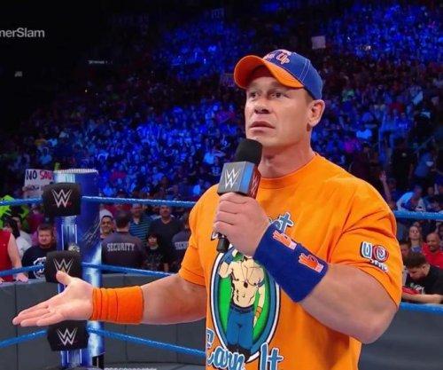 WWE Smackdown: John Cena calls out, challenges Baron Corbin