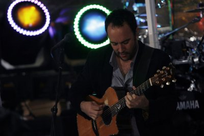 Dave Matthews Band's 'Come Tomorrow' tops the North American album chart