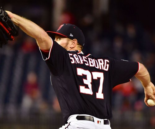Nationals hope Strasburg's return a difference vs. Braves