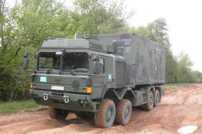 Swedish army orders Rheinmetall trucks for Patriot missile systems
