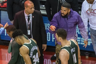 NBA contacts Toronto Raptors about rapper Drake during Eastern Conference finals