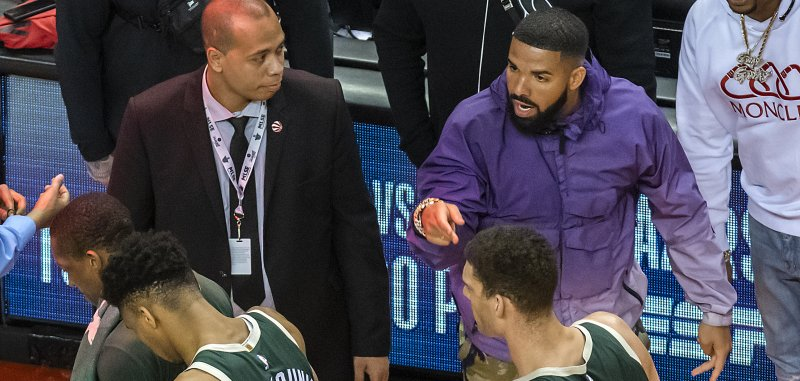 NBA contacts Toronto Raptors about rapper Drake during Eastern
