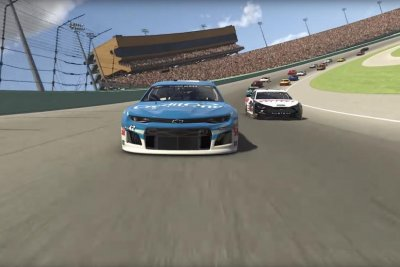NASCAR: Fox to air second virtual race featuring top drivers, announcers