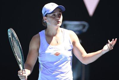 Australian Open: Muchova upsets Barty, Tsitsipas ousts Nadal