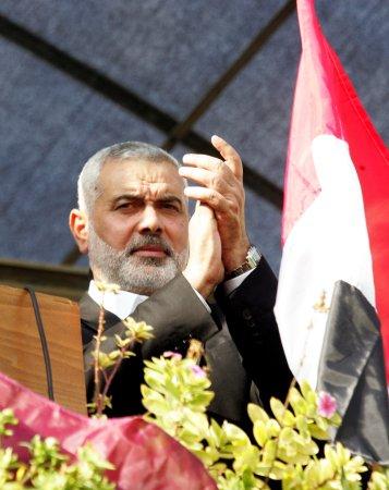 Israel treats Hamas PM's granddaughter