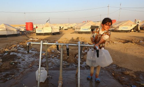 Kurds to boycott Iraqi cabinet, deputy P.M. says