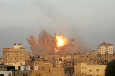 Gaza death toll rises to 145