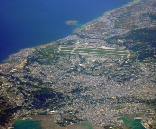 Okinawan governor overruled on new U.S. base