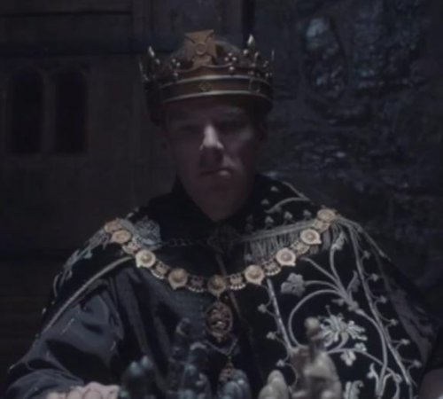 Benedict Cumberbatch stars as King Richard III in new 'Hollow Crown' trailer