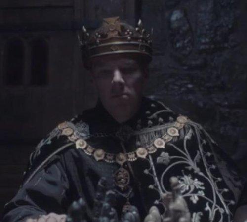 Benedict Cumberbatch stars as King Richard III in new 'Hollow Crown' trailer