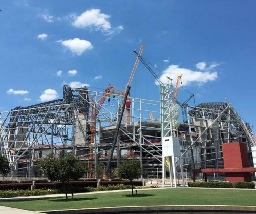 Atlanta Falcons have contingency plan if Mercedes-Benz stadium delayed