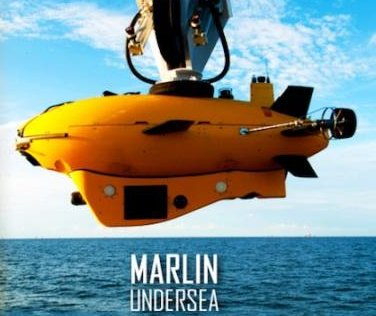 Unmanned air and sea vehicles coordinate together