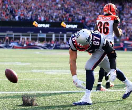 New England Patriots: Rob Gronkowski thriving with Tom Brady under center