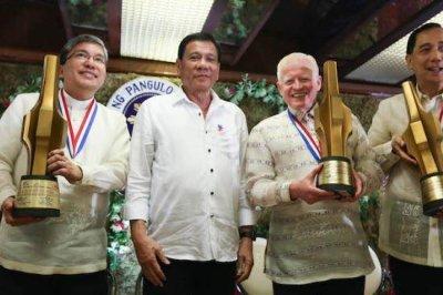 Philippines' Duterte admits personally killing drug suspects while mayor