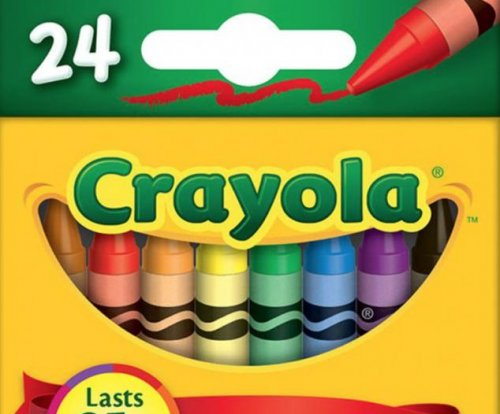 Crayola weeds out 'Dandelion' colored crayon