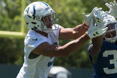 Indianapolis Colts waive WR Trey Griffey, son of MLB Hall of Famer