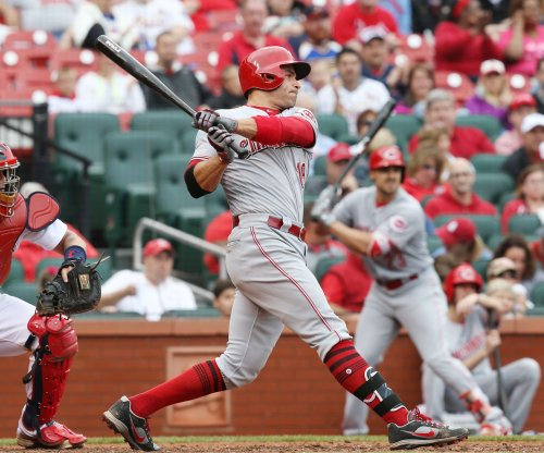 Cincinnati Reds beat Tampa Bay Rays to end nine-game skid