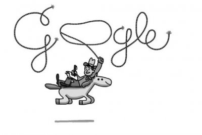 Google honors actor Will Rogers with new Doodle