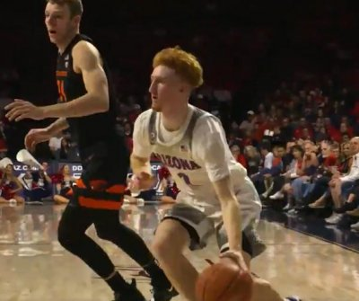 Arizona freshman Nico Mannion to enter 2020 NBA Draft