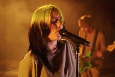 Billie Eilish teases documentary, 'The World's A Little Blurry'