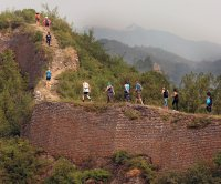 China claims Great Wall stretched near Korean Peninsula