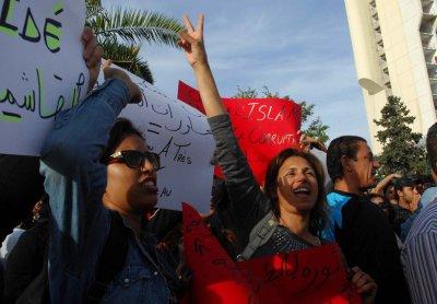 Arab Spring activists win Sakharov Prize