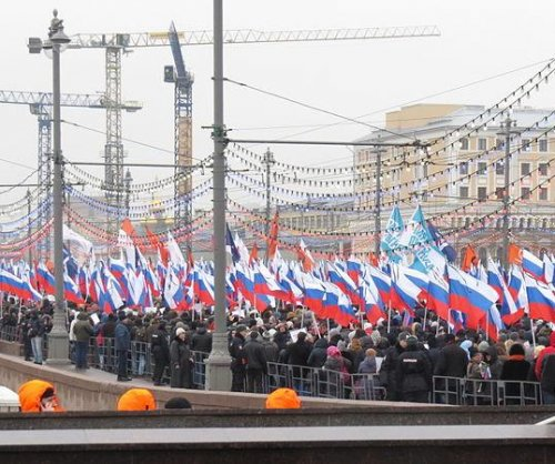 Conspiracy theories abound in Russia after Nemtsov's death