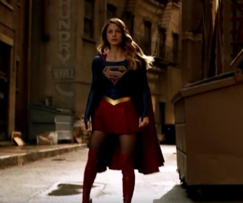 Melissa Benoist takes on villains in new 'Supergirl' footage