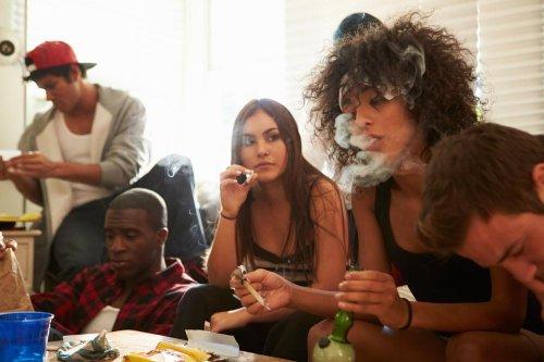 Marijuana question !!!!! FOR SCHOOL?
