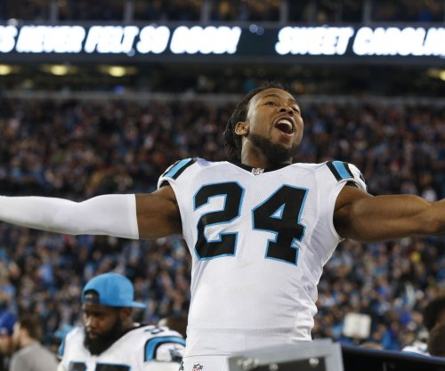 Carolina Panthers CB Josh Norman invites WR Emmanuel Sanders to 'practice more'