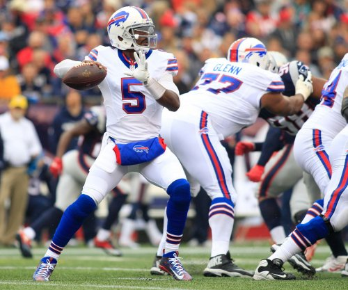 Buffalo Bills QB Tyrod Taylor took significant pay cut to stay with team
