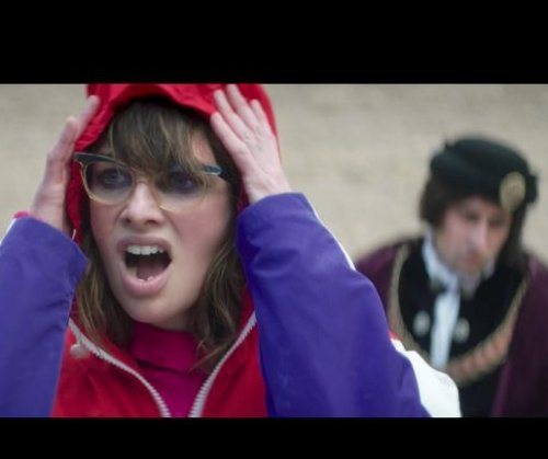 Lena Headey of 'Game of Thrones' stars in Kasabian music video