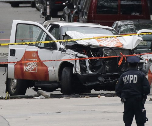 NYC attack suspect faces federal terror charges