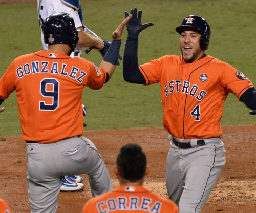 World Series: George Springer leads Houston Astros to first title