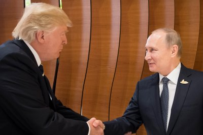 Putin calls to thank Trump for CIA tip that prevented terror attack