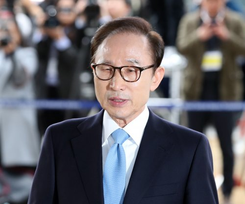 Warrant issued for former South Korean President Lee Myung-bak