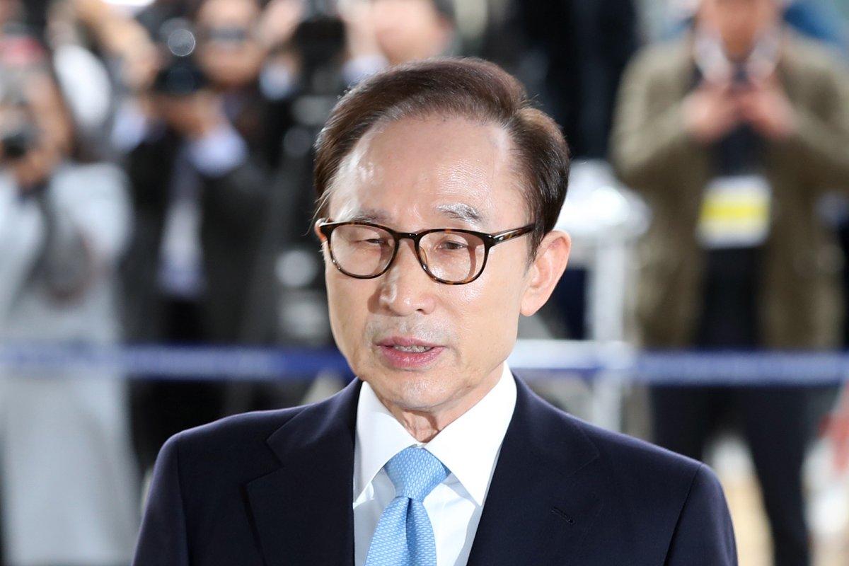 Image result for Lee Myung Bak