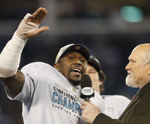 Panthers' Thompson next man up after Davis suspension