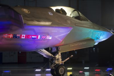 By deploying F-35s, Israel steps up air war against Iran in Syria