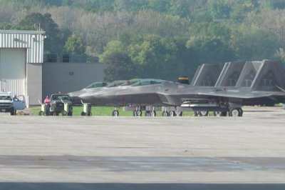 Wright-Patterson selected as primary F-35 logistics hub